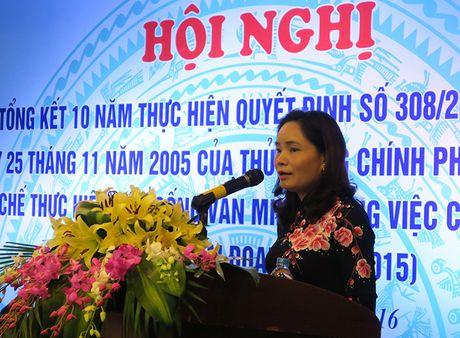 Phai neu guong dien hinh thuc hien nep song van minh trong viec cuoi, tang, le hoi - Anh 3