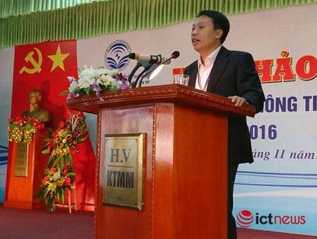 Viet Nam la nuoc som co ke hoach tong the rieng ve phat trien nhan luc ATTT - Anh 2