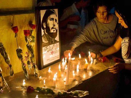 Le an tang lanh tu Fidel Castro vao sang 4-12 - Anh 1
