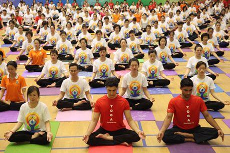 Co so tap luyen Yoga phai co giay chung nhan tap huan - Anh 1