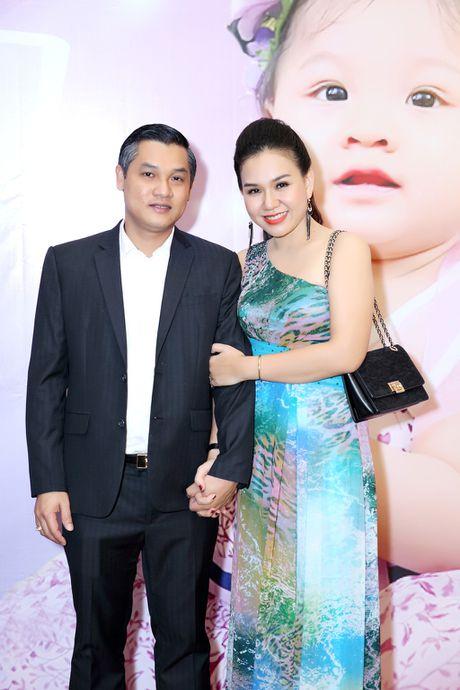 MC Xuan Hieu mung thoi noi con gai o khach san 5 sao - Anh 2