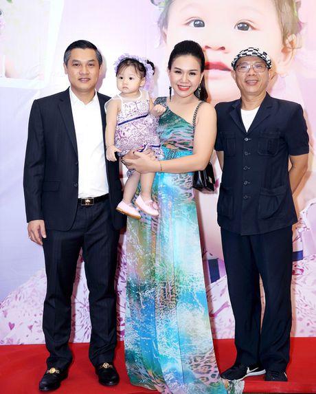 MC Xuan Hieu mung thoi noi con gai o khach san 5 sao - Anh 5