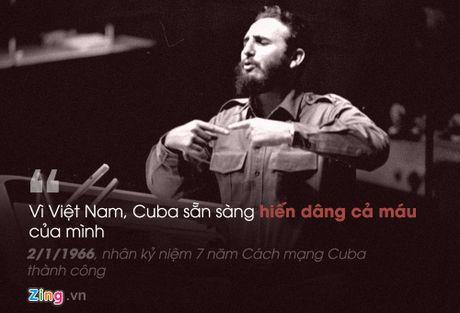 Fidel Castro: 'Trai tim toi lam bang thep' - Anh 5