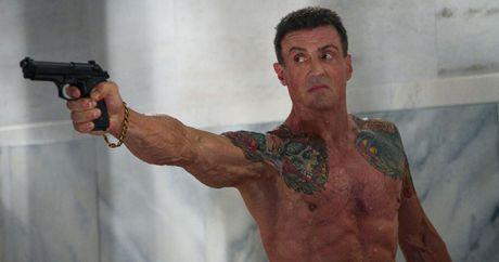 Sylvester Stallone bo du an chi mot tuan truoc khi khoi quay - Anh 1