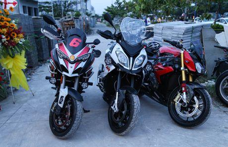 Hang chuc moto va sieu xe tap trung o Sai Gon - Anh 12