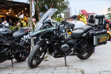 Hang chuc moto va sieu xe tap trung o Sai Gon - Anh 14