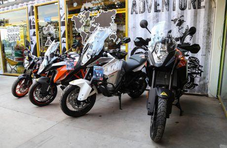 Hang chuc moto va sieu xe tap trung o Sai Gon - Anh 15