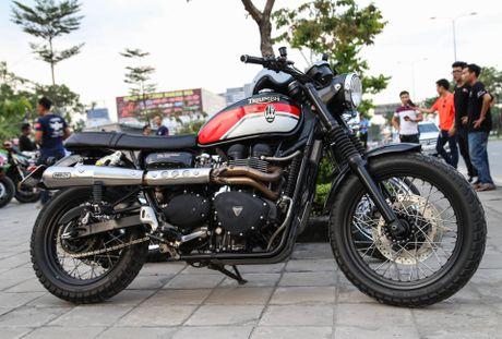 Hang chuc moto va sieu xe tap trung o Sai Gon - Anh 5