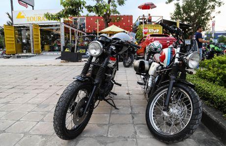 Hang chuc moto va sieu xe tap trung o Sai Gon - Anh 6
