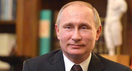 Bo suu tap qua tang la thuong cua ong Putin - Anh 1