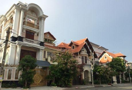 Pho nha giau khu Tay bat ngo tang gia manh - Anh 1