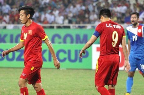 DTVN chua biet thi dau ban ket luot di AFF Cup 2016 o dau - Anh 1