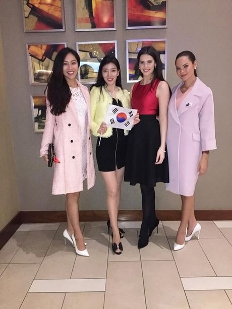 Dieu Ngoc chia se nhung doi thu manh nhat tai Miss World 2016 - Anh 2