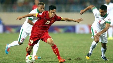 VFF chinh thuc cong bo gia ve tran Viet Nam - Indonesia - Anh 1