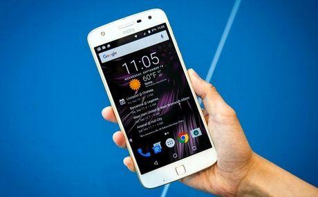 "Mach ban nhung smartphone co pin dung ""trau"" nhat - Anh 1"