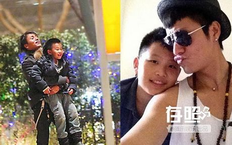 Tran Khon la gay, co dai gia chu cap va thue nguoi mang thai ho? - Anh 1
