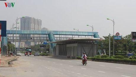 Ha Noi chuan bi van hanh tuyen buyt nhanh BRT Yen Nghia-Kim Ma  - Anh 1