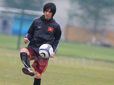 Tuan Anh: Lo AFF Cup nhung tro lai voi giai U21 quoc te - Anh 1