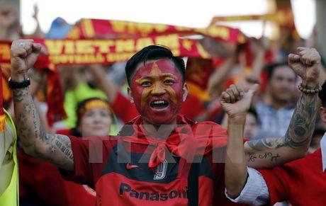 Viet Nam-Indonesia no luc bao dam an ninh cho tran ban ket AFF Cup - Anh 1