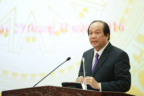 Bo truong Mai Tien Dung len tieng vu ong Nguyen Minh Man duoi bao chi - Anh 1