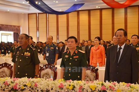 Am ap le gap mat cuu hoc vien quan su Campuchia tai Viet Nam - Anh 1