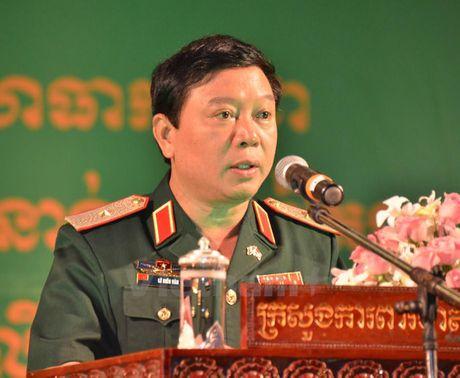 Am ap le gap mat cuu hoc vien quan su Campuchia tai Viet Nam - Anh 2