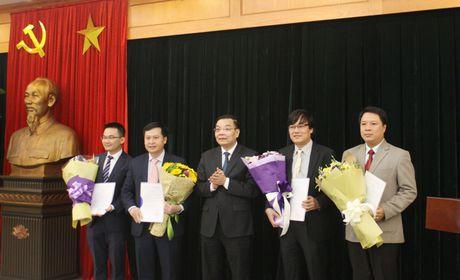 Bo KH&CN: Bo nhiem, dieu dong nhan su chu chot - Anh 1