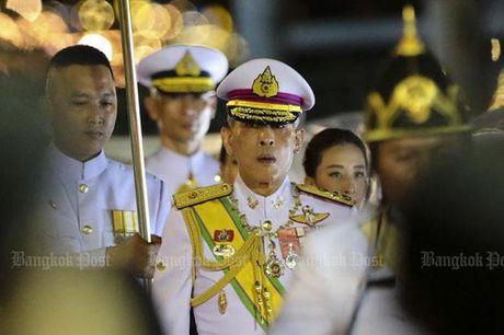 Thai Lan co Nha Vua moi - Anh 1