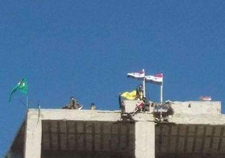 Cat doi thanh tri Aleppo: Nam tien ep hang - Anh 2