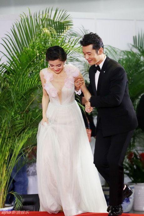 Fan buc vi cach cham vo bau doi lap cua Huynh Hieu Minh va Hoac Kien Hoa - Anh 11