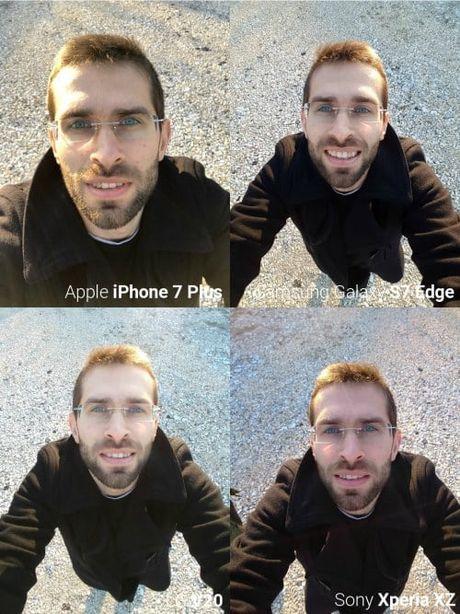 Do camera selfie giua 'bo tu' smartphone sieu dang - Anh 3