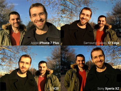 Do camera selfie giua 'bo tu' smartphone sieu dang - Anh 4