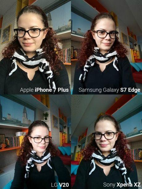 Do camera selfie giua 'bo tu' smartphone sieu dang - Anh 5