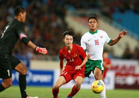Lich su doi dau AFF Cup: Indonesia dang nhinh hon Viet Nam - Anh 1
