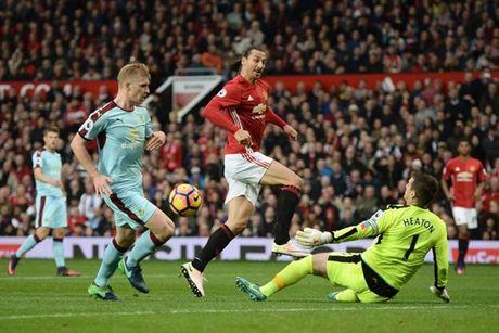 Man Utd phung phi co hoi, chi Mourinho la lanh du - Anh 2