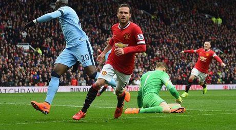 Man Utd, Man City bi am: 2 thang khong thang noi 1 tran - Anh 1