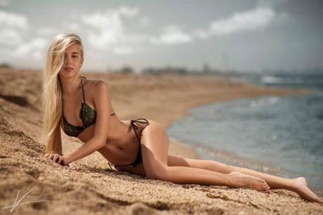 Maria Domark - fan nu trut xiem y co vu Barcelona - Anh 5