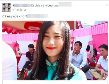 Thieu nu be trap dam cuoi met moi vi bong noi tieng - Anh 2