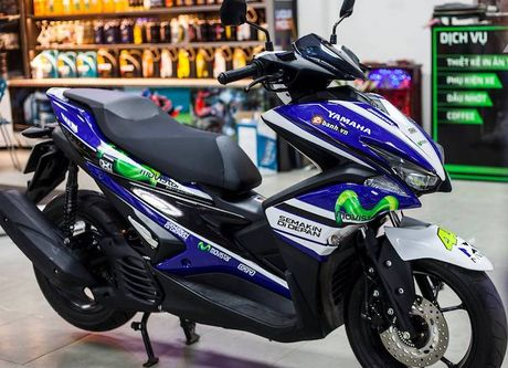 Chua ban ra Yamaha NVX 155 da co ban 'tu che' tai VN - Anh 1