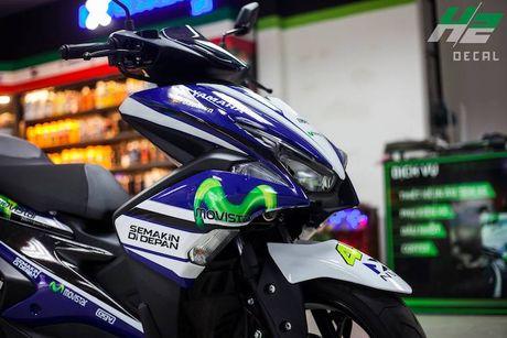 Chua ban ra Yamaha NVX 155 da co ban 'tu che' tai VN - Anh 5