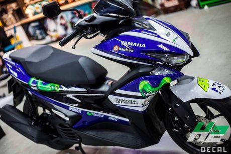 Chua ban ra Yamaha NVX 155 da co ban 'tu che' tai VN - Anh 6