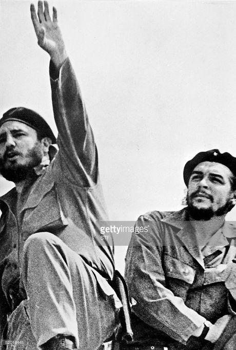 Anh lich su it biet ve lanh tu Cuba Fidel Castro (1) - Anh 10