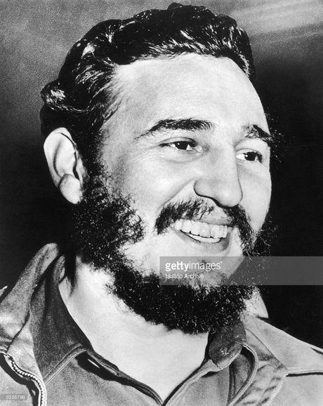 Anh lich su it biet ve lanh tu Cuba Fidel Castro (1) - Anh 11