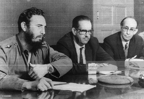 Anh lich su it biet ve lanh tu Cuba Fidel Castro (1) - Anh 14