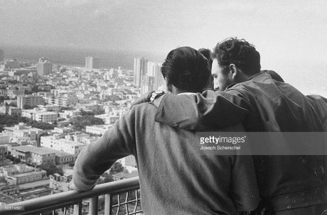 Anh lich su it biet ve lanh tu Cuba Fidel Castro (1) - Anh 1