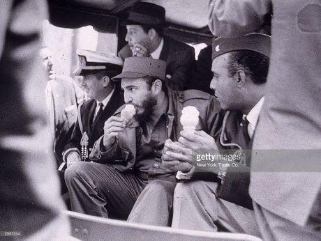 Anh lich su it biet ve lanh tu Cuba Fidel Castro (1) - Anh 3