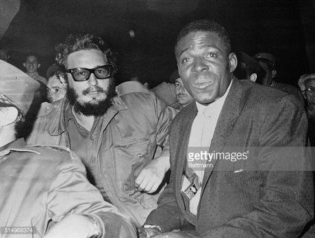 Anh lich su it biet ve lanh tu Cuba Fidel Castro (1) - Anh 5