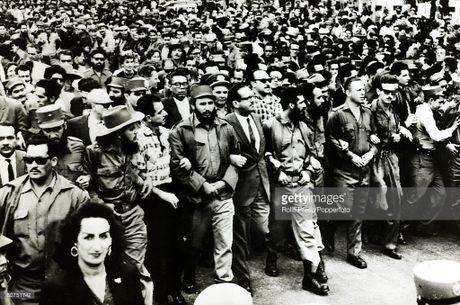 Anh lich su it biet ve lanh tu Cuba Fidel Castro (1) - Anh 7