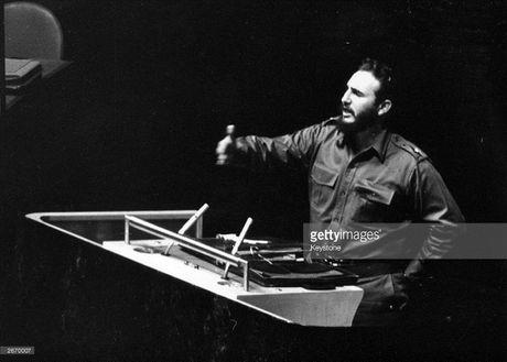 Anh lich su it biet ve lanh tu Cuba Fidel Castro (1) - Anh 8