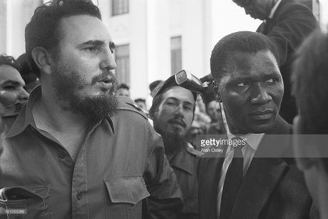 Anh lich su it biet ve lanh tu Cuba Fidel Castro (1) - Anh 9